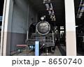 うめこうじじょうききかんしゃかん 梅小路蒸気機関車館 SLの写真 8650740