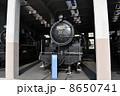 梅小路蒸気機関車館 SL 蒸気機関車の写真 8650741