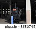 梅小路蒸気機関車館 SL 蒸気機関車の写真 8650745