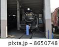 うめこうじじょうききかんしゃかん 梅小路蒸気機関車館 SLの写真 8650748