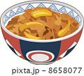 牛丼 8658077