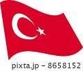 トルコの国旗 8658152