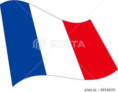 フランスの国旗のイラスト素材 ...