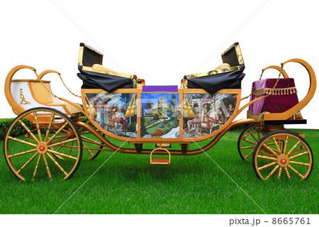 Royal carriageの写真素材 [8665761] - PIXTA