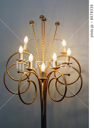 Floor lampの写真素材 [8678336] - PIXTA