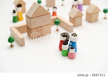 街と人々 8687321