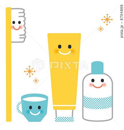 イラスト かわいい 歯磨き