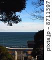 大洗海岸 大洗磯前神社 海岸の写真 8711397