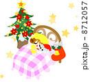 ベクター 子供 クリスマスのイラスト 8712057