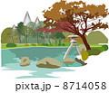 金沢の兼六園 8714058