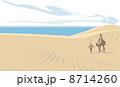 鳥取の鳥取砂丘 8714260