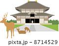 奈良の東大寺 8714529