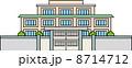 刑務所 8714712