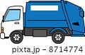 ゴミ収集車 8714774