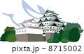 名古屋の名古屋城 8715002