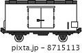 冷蔵車 8715113