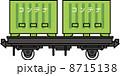 コンテナ貨車 8715138