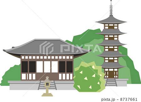 8737661 pixta for Case tradizionali giapponesi