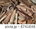 斧 薪割り 手斧の写真 8741648