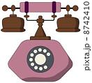 レトロな電話 8742410