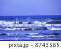 潮騒 潮 海岸の写真 8743585
