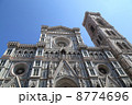 サンタ・マリア・デル・フィオーレ大聖堂とジョットの鐘楼 8774696