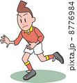 スポーツ選手 男 人物のイラスト 8776984