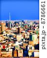 東京の街並み 8786661