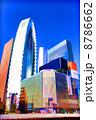 西新宿のビル群 8786662