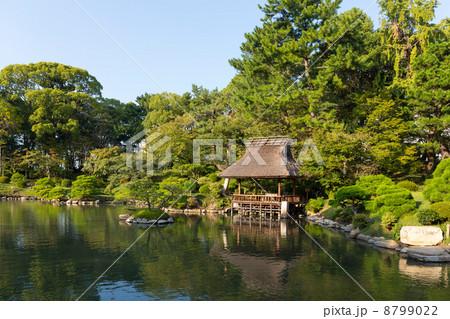 広島 縮景園 8799022