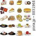 お菓子 セット 8831968