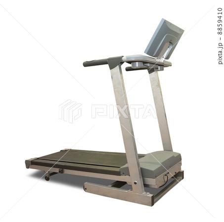 Isolated treadmillの写真素材 [8859410] - PIXTA