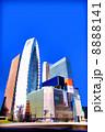 西新宿のビル群 8888141