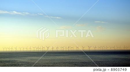 リルグルンドの風力発電機 8903749