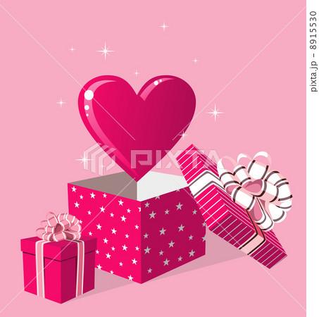 Love gift in box greeting card 8915530 pixta love gift in box greeting card negle Choice Image