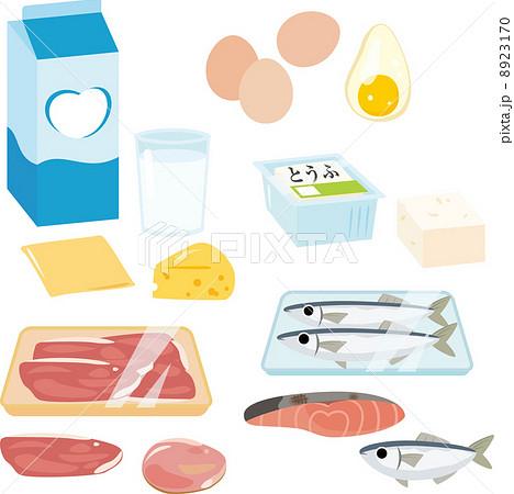 食品 多い たんぱく質 の 良質なたんぱく質とは?どんな食品に多い?【管理栄養士監修】