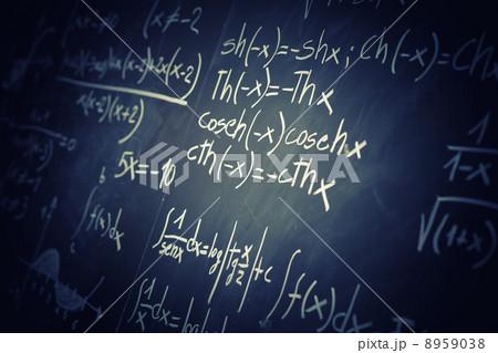 blackboardの写真素材 [8959038] - PIXTA