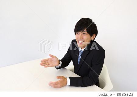 働くビジネスマン 8985322