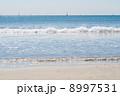 由比ガ浜 海 波の写真 8997531