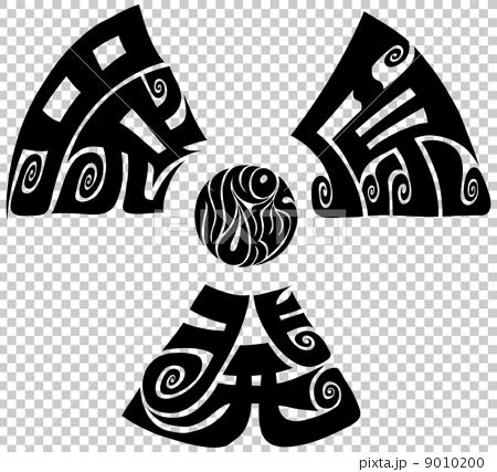 脱原発 No Nukes ロゴ 9010200