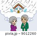 シニア/大雪/悩み 9012260