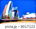 西新宿のビル群 9017122