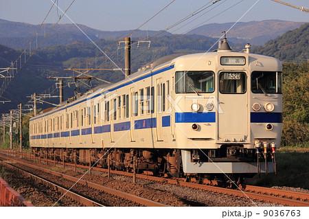 415系 日豊本線の写真素材 [9036...