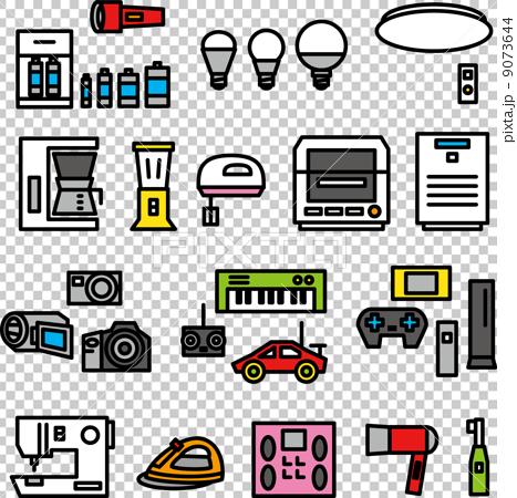 vector, vectors, consumer electronic 9073644