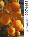 柿 干し柿 吊るし柿の写真 9074465