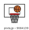 バスケットシュート 9084139