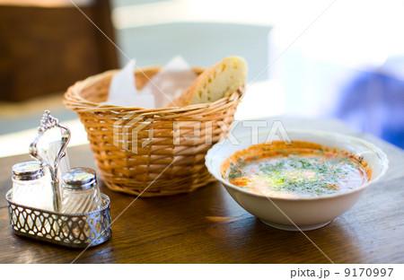 Georgian Beef-Walnut Soupの写真素材 [9170997] - PIXTA