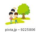 笑顔の家族 9225806