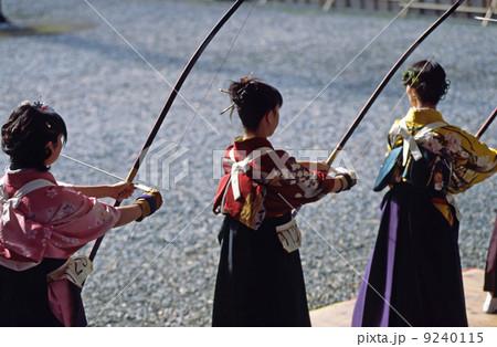 京都 三十三間堂の通し矢 9240115