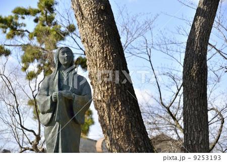 濃姫像(清洲公園) 9253193